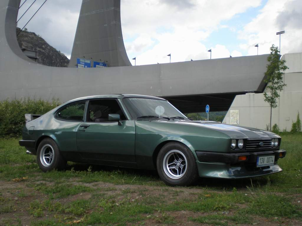 love to see Ford Capri mk3